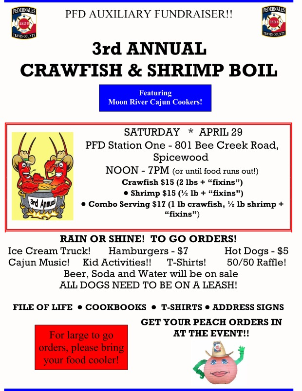 Crawfish Flyer 2017